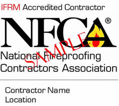 NFCA Accredited Contractor Program | National Fireproofing